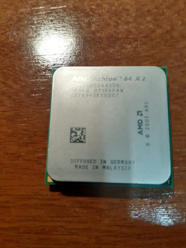 Procesador AMD Athlon 64x2 3600 Brisbane AM2
