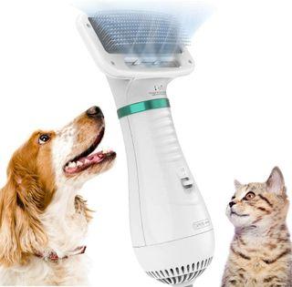 nuevo sin usar - Cepillo para Perros y Gatos, seca