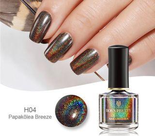 Nail polish 2 pieces
