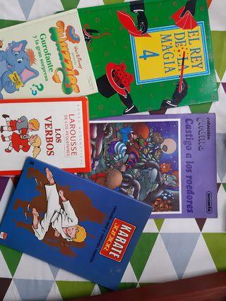 Libros 80s -90s