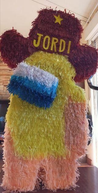Piñatas amongus personalizada.