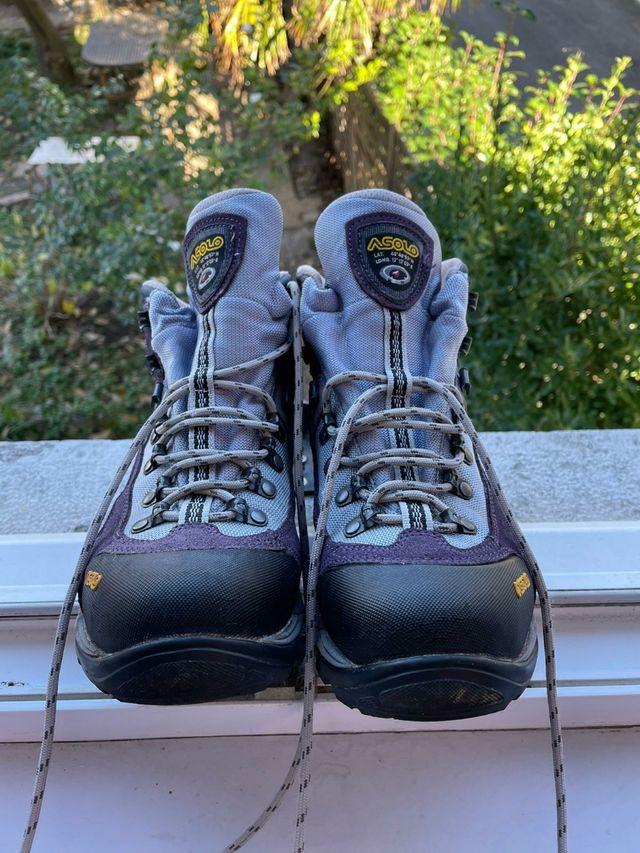 Botas de monte Asolo Finder talla 39, Gv-Woman
