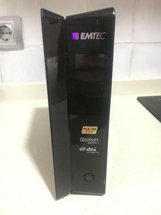 Disco duro multimedia EMTEC MOVIE CUBE S850H