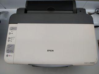 Impresora escáner y Lote cartuchos