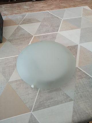 Cristal lámpara de techo plafón