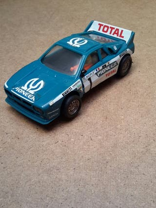 Scalextric Lancia Rally.
