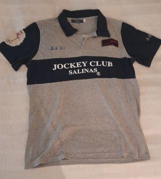 Polo manga corta Jockey Club Salinas