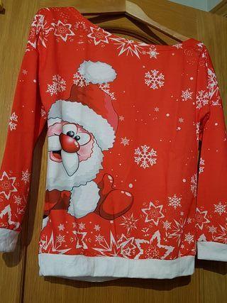 Jersey/Suéter de Navidad T.M