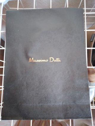 Sobre para regalo de Massimo Dutti