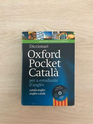 Diccionari Oxford pocket català