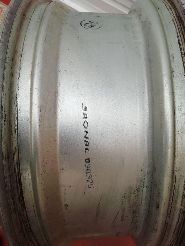 "llantas 17"" Ford Mondeo 2003"