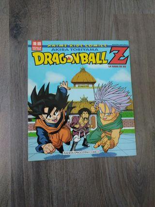 dragón ball z anime kids comics n5