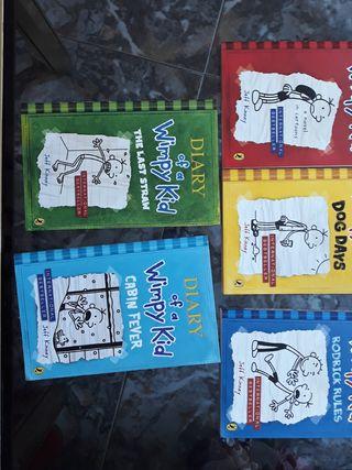 coleccion de libros para niños