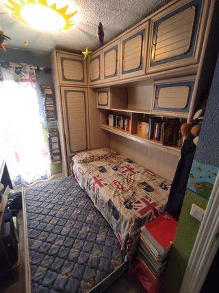 Habitación-dormitorio juvenil