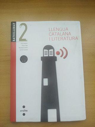 libro de catalan 2°bachillerato