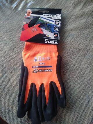 guantes de trabajo xl