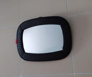 Espejo de coche