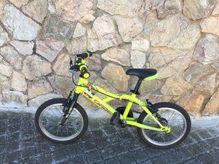 Bicicleta niño/niña orbea