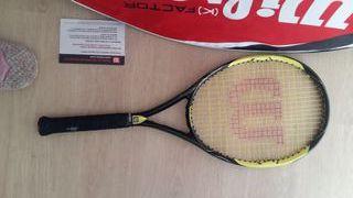 Raquetas de tenis(2)