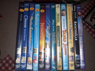 PELICULAS DISNEY DVD