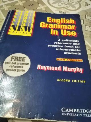 Vendo libro de inglés English Grammar in Use