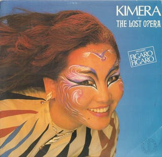 Kimera The lost opera Vinilo