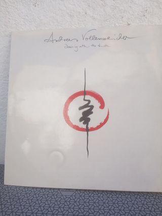vinilo lp Andreas Vollenweider