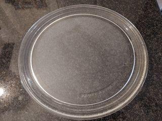 Plato de microondas