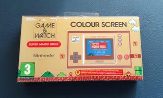 Nintendo Game & Watch Ed. limitada PRECINTADA