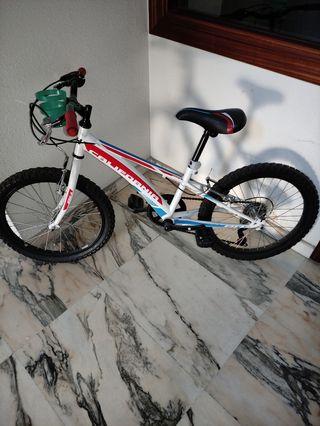 Bicicleta BH California 20 pulgadas