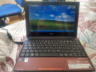 Portatil Acer Aspire D255 Intel N450 HDD 160GB
