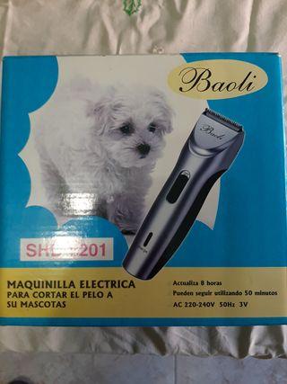corta pelo para perros