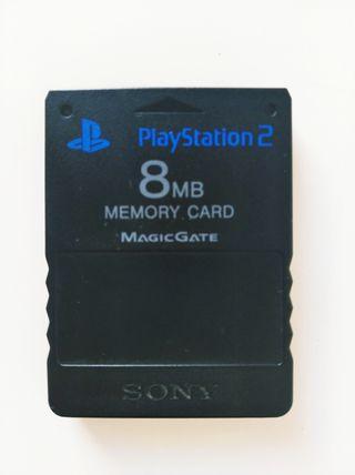 tarjeta de memoria para play station