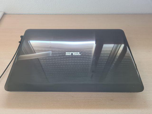 Portátil Asus K756UV i7