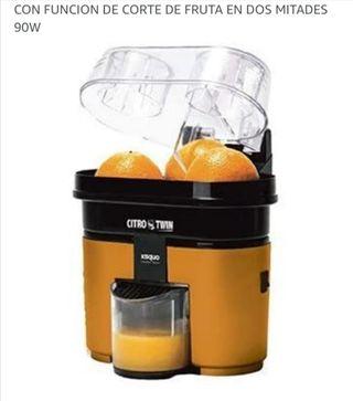 esprimidor naranjas cortadora automático