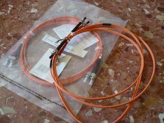 Cables fibra óptica