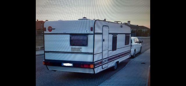 Caravana Burstner City