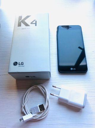 Smartphone LG K4 2017 8 GB