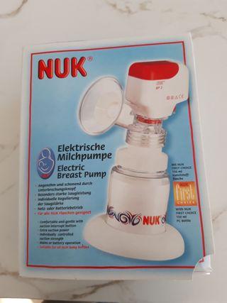 Sacaleches eléctrico NUK