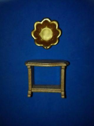 num 95 playmobil mesa y bandeja victoriano mansion