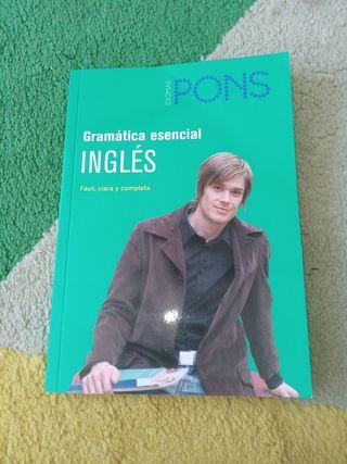 Gramática esencial, Inglés