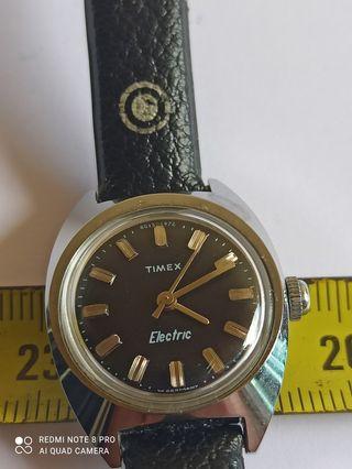 reloj vintage Timex electric (nuevo)