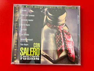 Con salero,el nuevo flamenco fusion