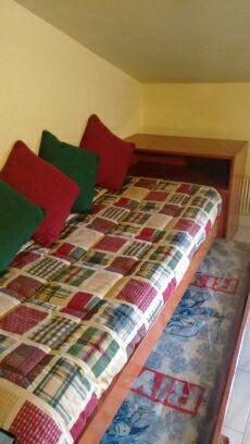 Dormitorio juvenil. Camas