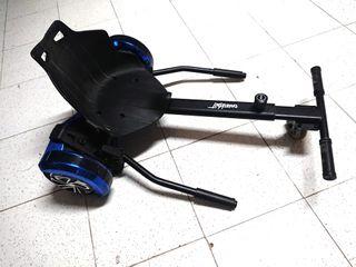 Hoverboard con silla incluida