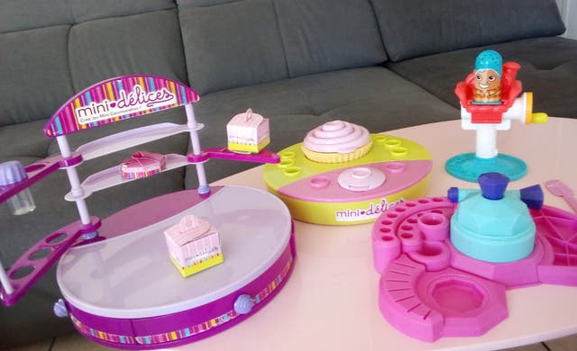 Lot Ateliers Mini Délices Lansay
