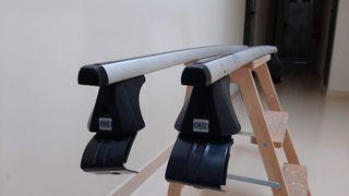 Barras de techo CRUZ Aluminio Peugeot 308 nuevo