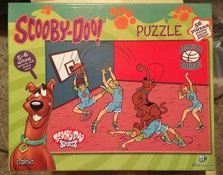 Puzzles para niños Los Lunnis y Scooby Doo