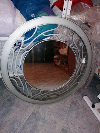 espejo 100 cm. diámetro