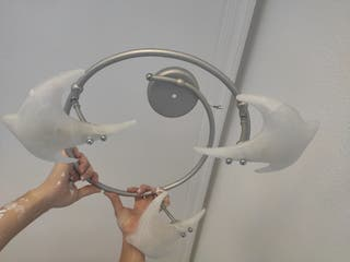 Lámpara de Techo Dormitorio.